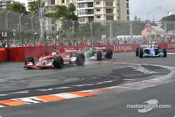 Michel Jourdain Jr et Robert Moreno coupent la chicane