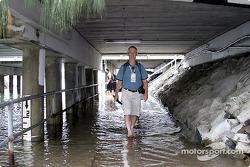 La vie trépidente d'un photographe de sport automobile : David Magahy, de Motorsport.com, après la tempête de grêle