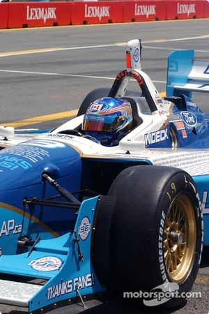 Paul Tracy can see the championship in his sights