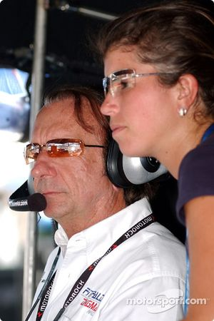 The great Emerson Fittipaldi, now team owner
