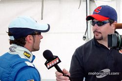 Interview for Alex Tagliani