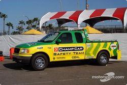 Un truck dernière génération pour les secouristes