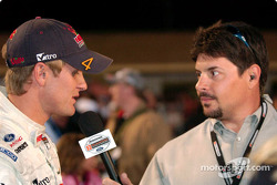 Interview for Ryan Hunter-Reay