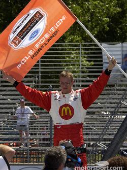 Pole winner Sébastien Bourdais