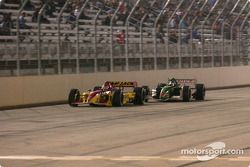 Alex Sperafico et Ryan Hunter-Reay