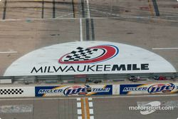 Bienvenue au Milwaukee Mile