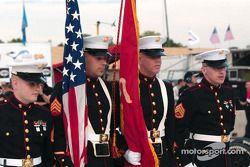 Un soldat de la Marine
