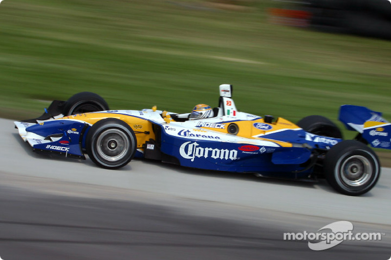 Championnat F1 Indycar-cleveland-2004-rodolfo-lavin