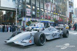 Ryan Hunter-Reay effectue un autre run à Times Square