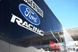 Le camion Newman/Haas