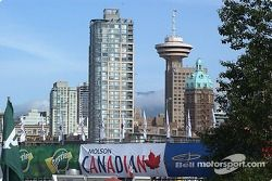 Matin à Vancouver