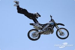 Sobe motorcycle show