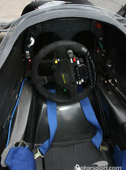 Champ Car 2-seater experience: the driver's view