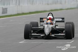 ChampCar Bi-Place : Patrick Carpentier pilote un invité autour du Circuit Gilles-Villeneuve