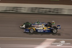 Rodolfo Lavin y Ryan Hunter-Reay