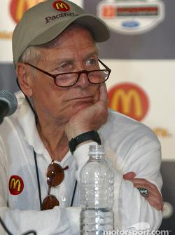 Conférence de presse McDonald's : Paul Newman
