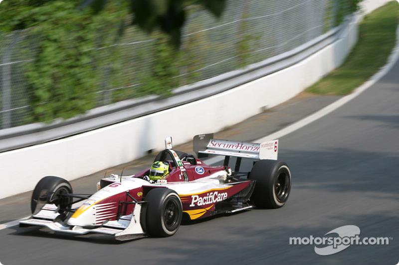 En 2004, Bruno Junqueira se llevó la cita de la Champ Car en Montreal