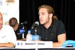 Conférence de presse d'avant-week-end : Nelson Philippe
