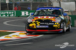 Tony Quinn, un pilote Porsche local très connu