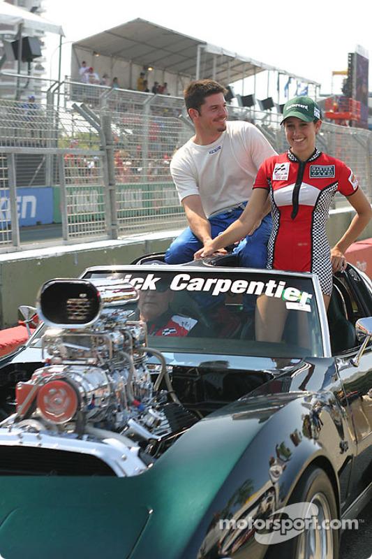 Présentation des pilotes : Patrick Carpentier
