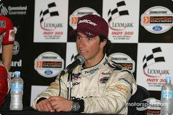 Conférence de presse d'après-course : Bruno Junqueira