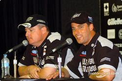 Post-race press conference: David Besnard
