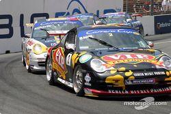 Carrera Cup Porsche : Craig Baird devant le peloton
