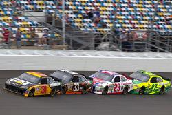 Jeff Burton, Richard Childress Racing Chevrolet, Clint Bowyer, Richard Childress Racing Chevrolet, K
