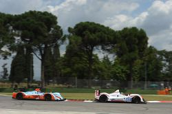 #41 Greaves Motorsport Zytek Nissan: Karim Ojjeh, Tom Kimber-Smith, Olivier Lombard, #15 Oak Racing