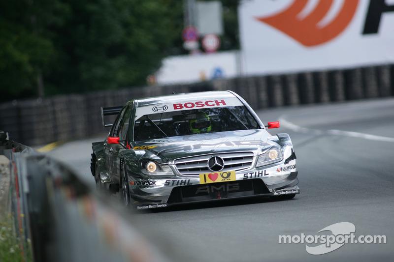 В 2011 году C-Class стал самым успешным автомобилем в истории DTM: в финальной гонке сезона Джейми Грин завоевал для Mercedes 85-ю победу в 159 гонках