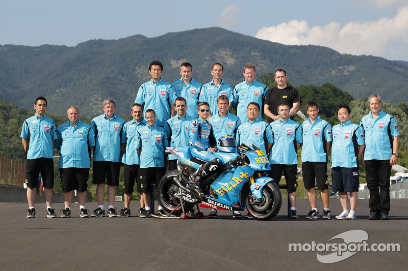 Команда Crescent Suzuki