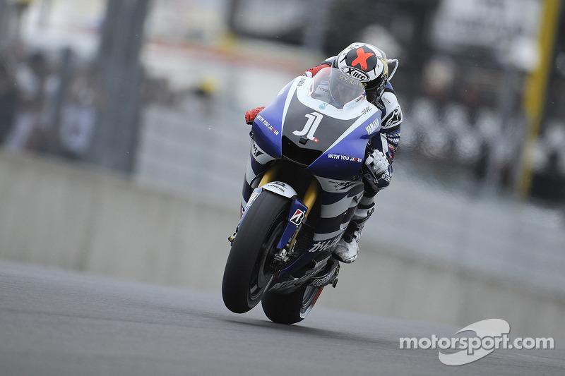 2011: Jorge Lorenzo (Yamaha)