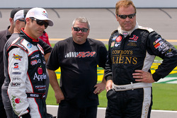 Tim George Jr., Richard Childress Racing Chevrolet and Mike Wallace, Davis Chevrolet