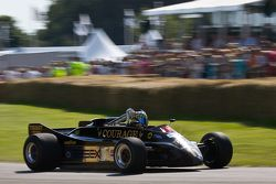 twin chassis Lotus 88