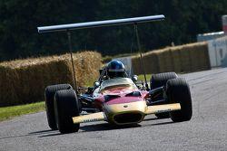 La Lotus 49b de F1
