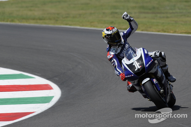 16º- GP de Italia 2011, Yamaha