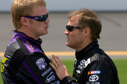 Steve Wallace, Rusty Wallace Toyota and Kenny Wallace, Benton Toyota