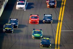 Robert Richardson Jr., Richardson Dodge leads a group of cars