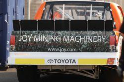 Josh Richards, Joy Mining Machinery Toyota