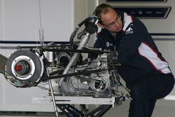 Williams F1 Team mechanic