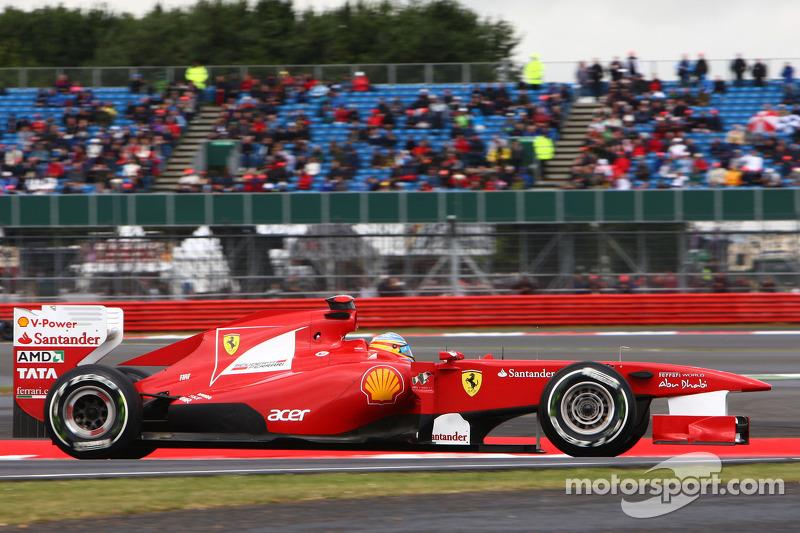 2011 - Fernando Alonso, Ferrari