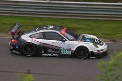#48 Paul Miller Racing Porsche 911 GT3 Cup: Bryce Miller, Sascha Maassen