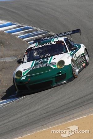 #44 John Potter, Craig Stanton Magnus Racing Porsche GT3, Magnus Racing