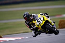 #57 Vesrah Suzuki, Suzuki GSX-R600: Cory West