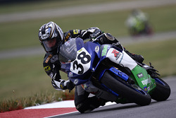 #38 Turner`s Cycle Racing, Suzuki GSX-R600: Kris Turner
