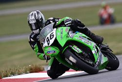 #86 Speed Tech Performance, Kawasaki ZX-10: Jason Farrell
