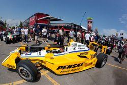 Wagen Helio Castroneves, Team Penske