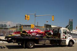 Wagen Marco Andretti, Andretti Autosport