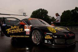 Alex Job Racing Porsche 911 GT3 Cup : Bill Sweedler, Butch Leitzinger