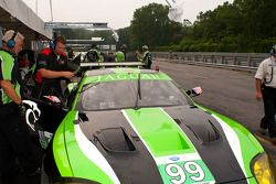 #99 JaguarRSR Jaguar XKR: Bruno Junqueira, Christiano Da Matta